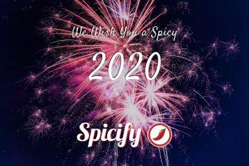 Spicify the hot game for your party wishes you a great 2020!
