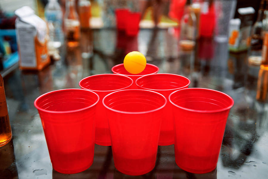Fun games for a bachelor party