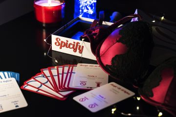 Spicify the sexy card game for friends and couples